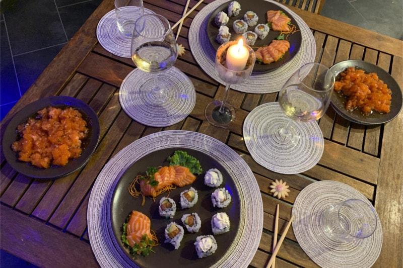 agriturismo domus umbra sushi